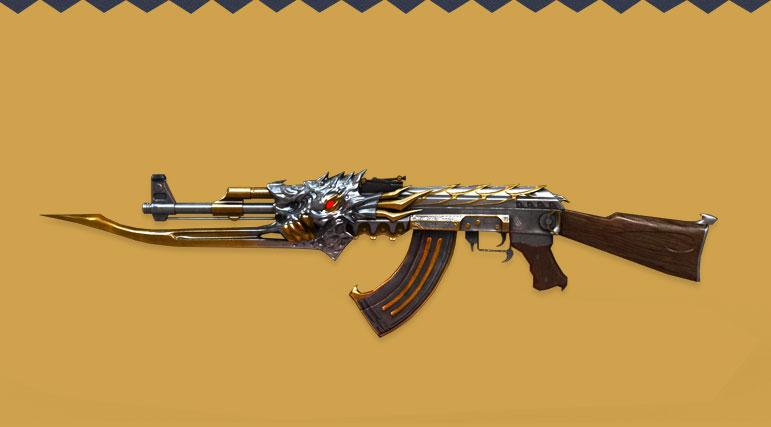AK47-火麒麟