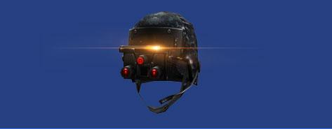烟雾保护头盔