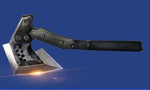 轻型军用手斧