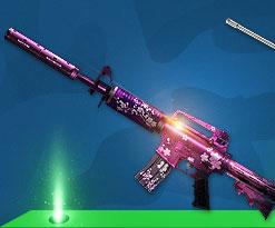 M4A1-紫罗兰