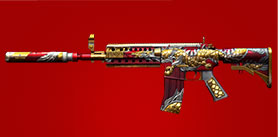 M4A1-XS-耀龙