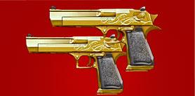 沙漠之鹰-黄金之耀