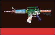 圣诞M4A1