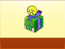 幻想七彩糖果包