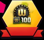 世界杯BEST100球员包x5