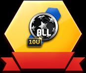 10U赛季球员卡x3
