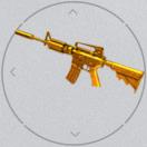 黄金M4A1-P(6天)
