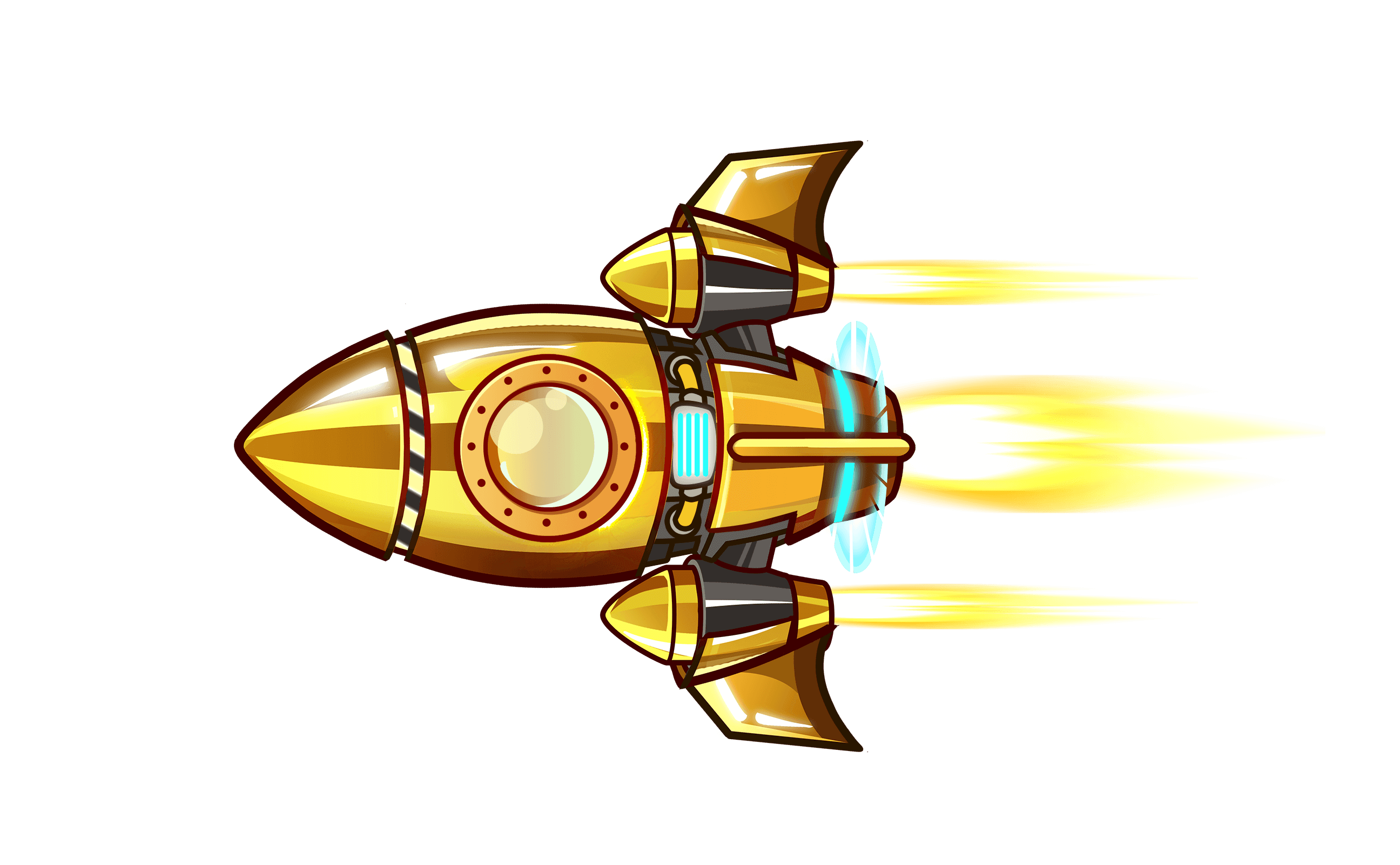 超级火箭图片