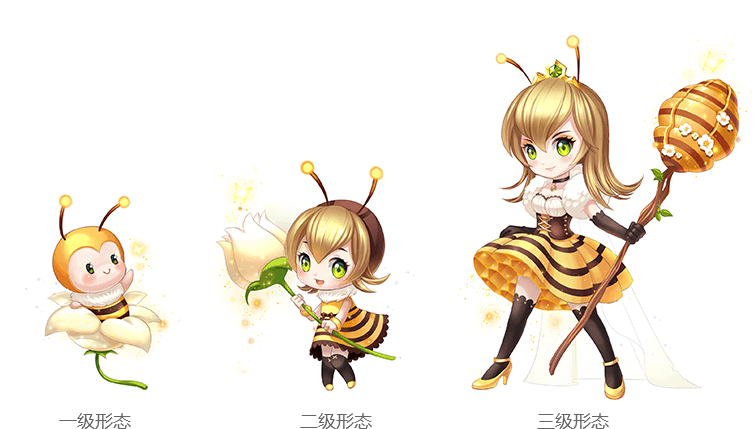 【甜美人宠】小蜜蜂布丁