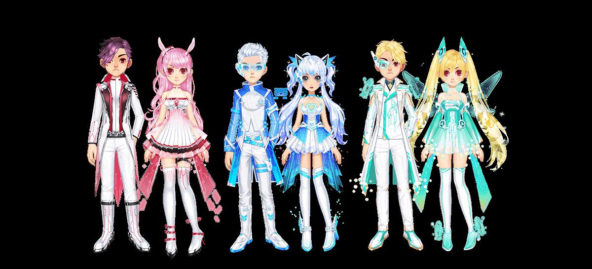 王国时装系列