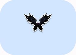 暗夜幽灵羽翼