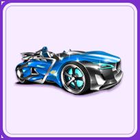 A车-蓝鲨