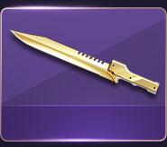 黄金战术刃