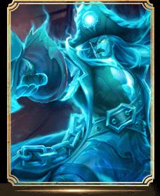 曹操-幽灵船长皮肤