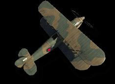 狂怒 Mk I皇家空军标准涂装