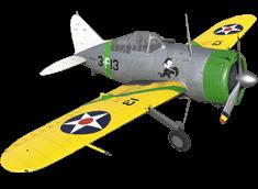 "F2A-1""水牛""(萨奇座机)"