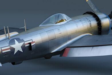 战舰世界飞机视角