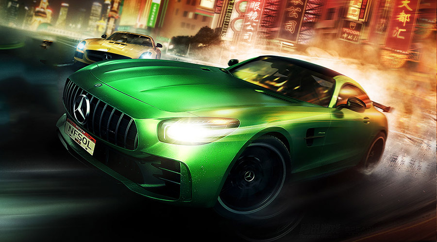 从《极品飞车Online》看游戏发行
