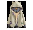 自制一件猫毛大衣