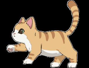 第四题拖动的猫咪