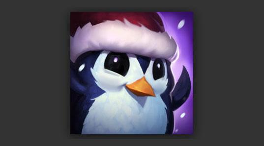 Jolly Penguin Icon