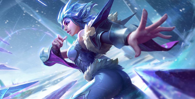 冰霜之刃 艾瑞莉娅