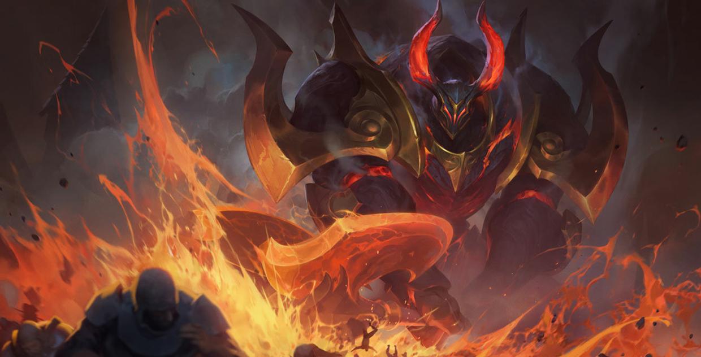地狱火 莫德凯撒