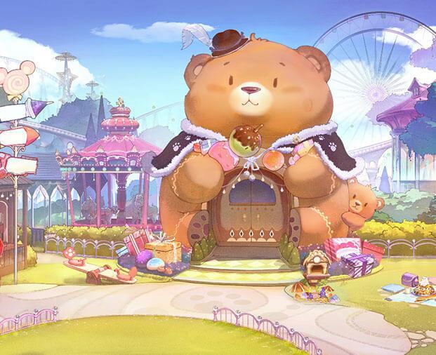 腾讯qq十二周年欢乐_1月版本午夜游乐园-炫舞时代官方网站-腾讯游戏