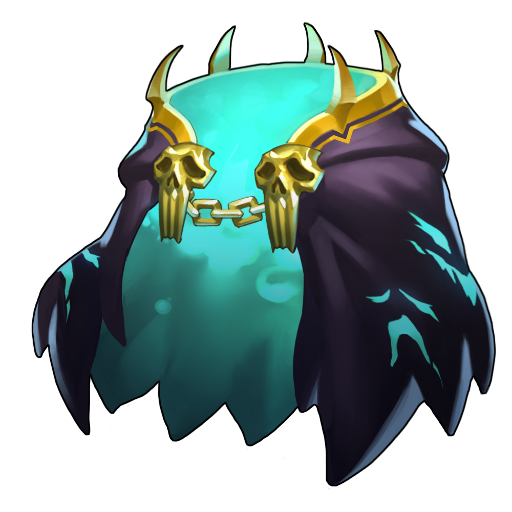 Cloak of the Undead King